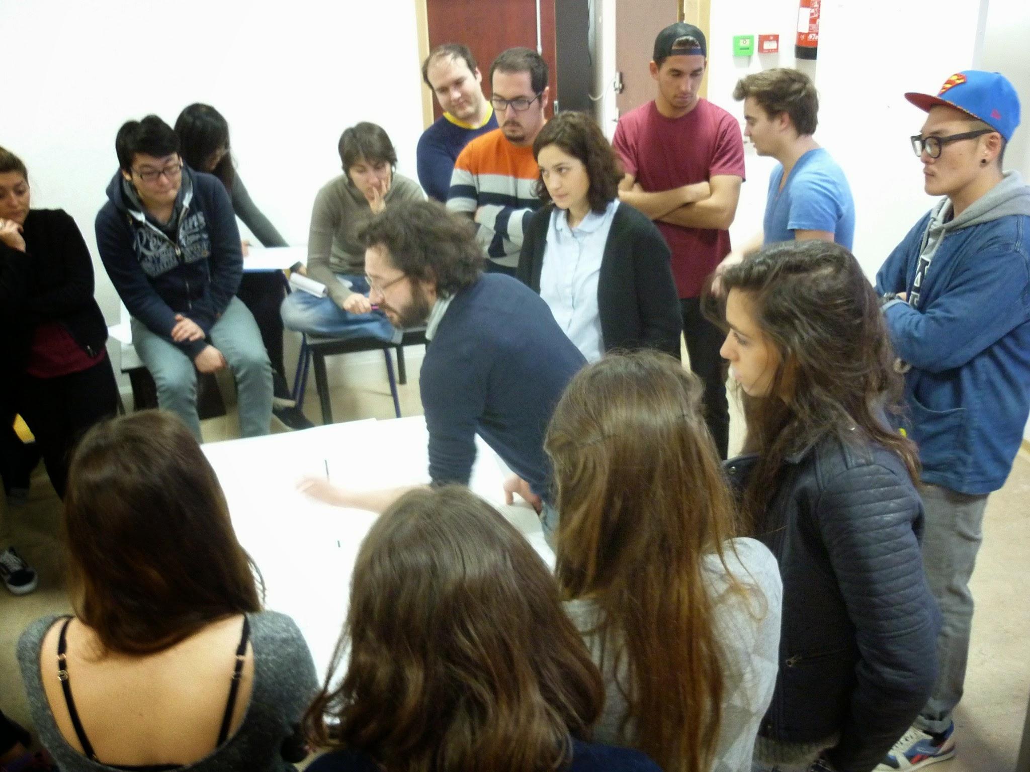 Standards Inédits - Présentation du workshop et premières recherches.