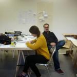 %enseignement Design Marseille Philippe Delahautemaison Agnès Martel Esadmm Michel Bandaly - Lauriane Ortega - Anna Mishina - Gunel Sadikhova
