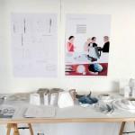 %enseignement Design Marseille Philippe Delahautemaison Agnès Martel Esadmm Amandine Gaubert - Le banquet