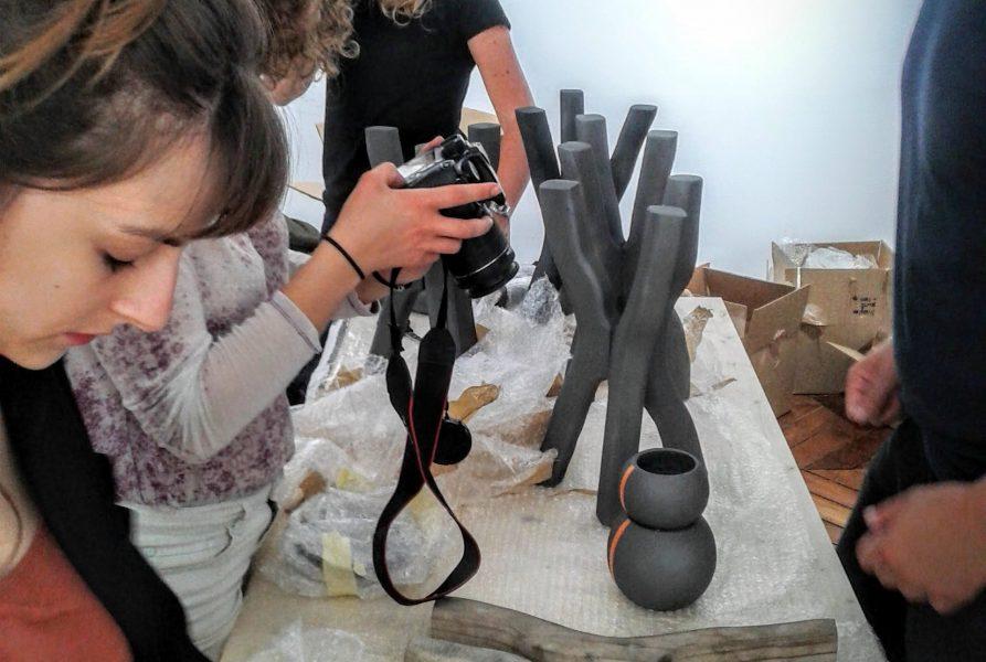 Installation à la Galerie Joseph, Paris – D'DAYS 2016